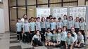 Curitiba - vista dos alunos à AF
